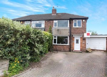 3 bed semi-detached house for sale in Alderley Close, Hazel Grove, Stockport, Cheshire SK7