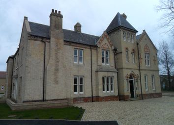 Thumbnail 1 bed flat for sale in The Old Rectory, Rectory Park, Stow Road, Sturton By Stow