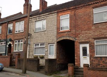 Thumbnail 3 bed terraced house for sale in Loscoe Road, Heanor, Derbyshire