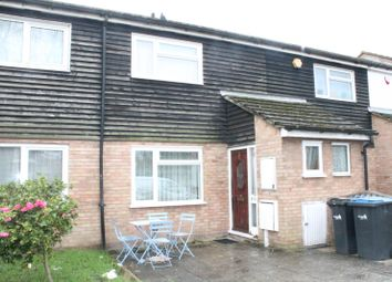 Thumbnail 2 bed terraced house for sale in Wellington Avenue, London