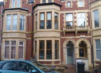3 bed flat to rent in Connaught Road, Roath, Cardiff CF24
