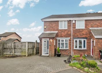 Thumbnail 2 bed terraced house to rent in Bishopdale, Wallsend