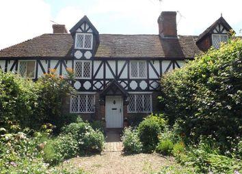 Thumbnail 2 bed terraced house for sale in Corner Cottages, Cranbrook Road, Benenden, Cranbrook