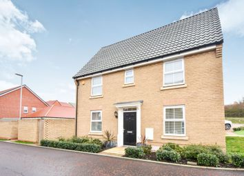 Thumbnail 3 bed semi-detached house for sale in Larch Grove, Southminster