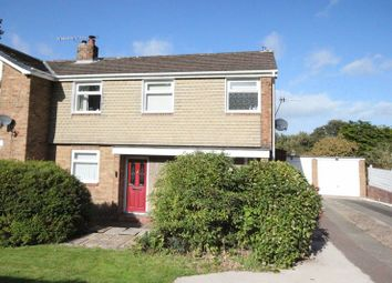 Thumbnail 3 bed semi-detached house for sale in Monks Meadows, Hexham