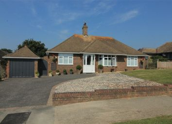 Thumbnail 3 bedroom detached bungalow for sale in Winston Drive, Bexhill On Sea, East Sussex