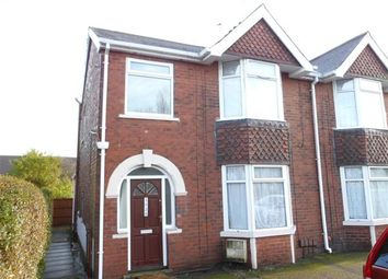 Thumbnail 1 bedroom flat to rent in Ashby Road, Scunthorpe