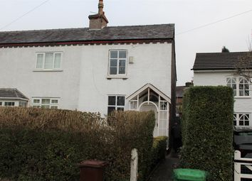 Thumbnail 2 bed cottage for sale in Kenworthy Lane, Manchester