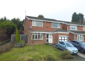 Thumbnail 4 bed detached house for sale in Sleaford Close, Brandlesholme, Bury