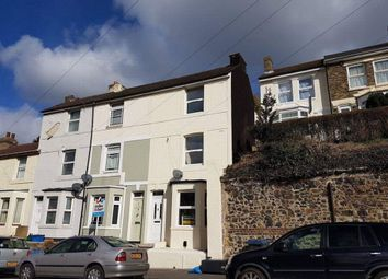 Thumbnail 3 bedroom end terrace house for sale in Heathfield Avenue, Dover