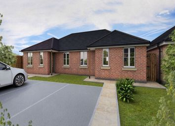 Thumbnail 2 bed bungalow for sale in Off Warren Walk, Royston, Barnsley