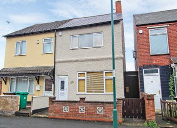 3 bed semi-detached house for sale in Edginton Street, Nottingham NG3