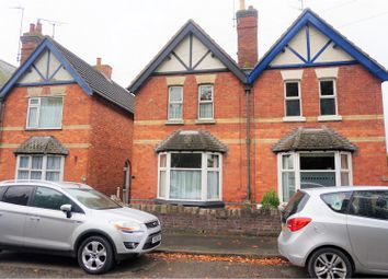 Thumbnail 3 bed semi-detached house for sale in Logan Street, Market Harborough