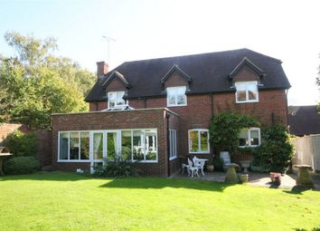 Thumbnail 4 bed detached house for sale in Shaw, Newbury, Berkshire