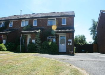 Thumbnail 2 bed end terrace house to rent in Fillongley Road, Meriden, Coventry, West Midlands