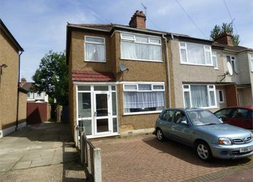 Thumbnail 3 bed end terrace house for sale in Hamden Crescent, Dagenham, Essex