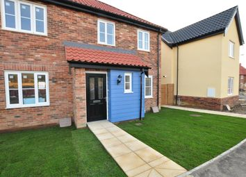 Thumbnail 2 bed semi-detached house to rent in The Ridings, Poringland, Norwich