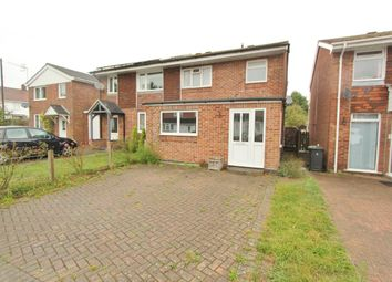 Thumbnail 3 bed semi-detached house to rent in Navigators Way, Hedge End, Southampton