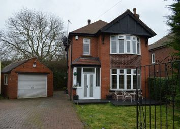 Thumbnail 3 bed detached house for sale in Leeds Road, Kippax