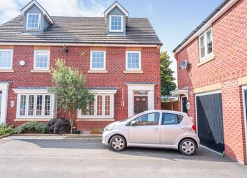 Thumbnail 3 bed semi-detached house for sale in Ivy Avenue, Newton Le Willows, Merseyside