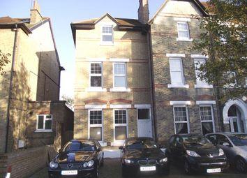 Thumbnail 1 bed flat to rent in Grange Park, Ealing Broadway, London