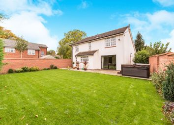 Thumbnail 4 bed detached house for sale in Park Road, Bawtry, Doncaster