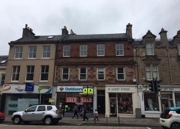 Thumbnail 3 bed flat to rent in Newby Court, High Street, Peebles