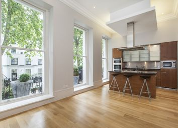 Thumbnail 3 bedroom flat to rent in Craven Hill Gardens, London