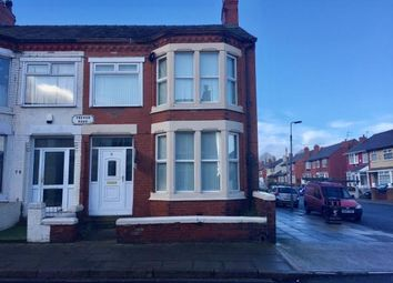 Thumbnail 3 bedroom end terrace house for sale in Trevor Road, Walton, Liverpool