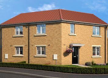 "Thumbnail 3 bedroom property for sale in ""The Ambrose At Thornvale"" at South View, Spennymoor"