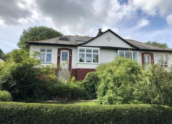 Thumbnail 3 bed bungalow for sale in Merryburn Avenue, Giffnock, East Renfrewshire