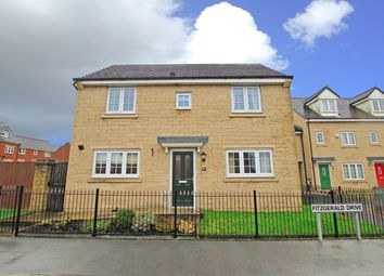 Thumbnail 3 bed detached house for sale in Fitzgerald Drive, Darwen