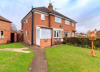 Thumbnail 3 bed semi-detached house for sale in Hinton Avenue, Hereford