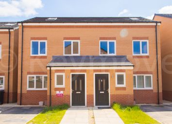 Thumbnail 3 bed semi-detached house for sale in Western Fold, Buttershaw, Bradford