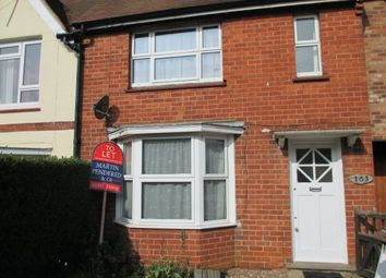 Thumbnail 2 bed terraced house to rent in Priory Road, Wellingborough