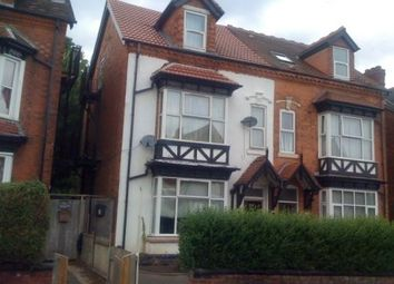Thumbnail Studio to rent in Stanmore Road, Edgbaston, Birmingham