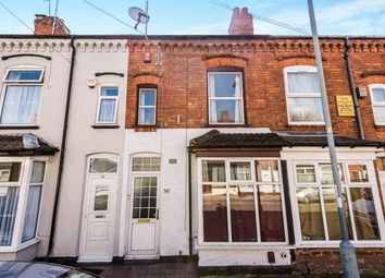 Thumbnail 3 bedroom terraced house for sale in Kitchener Road, Selly Park, Birmingham, West Midlands