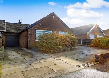 3 bed detached bungalow for sale in Buckley Drive, Romiley, Stockport SK6
