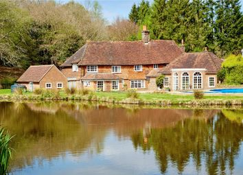Thumbnail 6 bed detached house for sale in Newbridge, Colemans Hatch, Hartfield, East Sussex