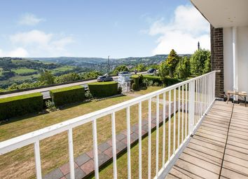 Thumbnail 2 bed flat for sale in Eastwood Court, Albert Promenade, Halifax, West Yorkshire