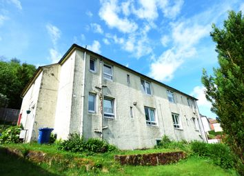 Thumbnail 2 bed flat for sale in Mackie Avenue, Port Glasgow