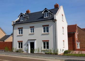 Thumbnail 5 bed detached house for sale in Orchard Green, Brogdale Road, Faversham, Kent