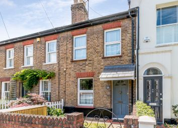 Thumbnail 2 bed terraced house to rent in Field Lane, Teddington