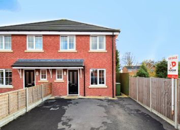 Thumbnail 3 bed semi-detached house for sale in Golden Cross Drive, Catshill, Bromsgrove