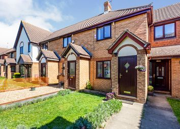 Thumbnail 2 bed terraced house for sale in Tabbs Close, Letchworth Garden City