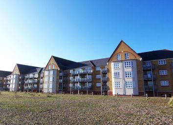 Thumbnail 3 bed flat to rent in Caroline Way, Sovereign Harbour North, Eastbourne, East Sussex