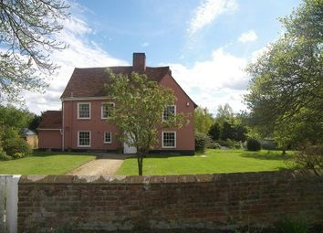 Thumbnail 3 bedroom detached house to rent in Old Mill Road, Langham, Colchester, Essex