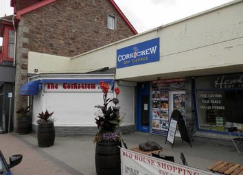 Thumbnail Retail premises to let in Unit 1, Red House Centre, Perranporth