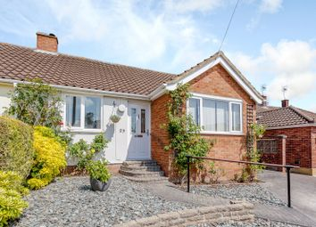 Thumbnail 2 bed semi-detached bungalow for sale in Peatmore Avenue, Pyrford, Woking
