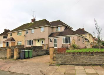 Thumbnail 4 bed semi-detached house for sale in Ferrier Avenue, Fairwater, Cardiff